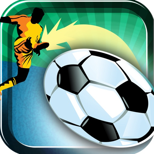 Flick It Soccer Pro Game icon