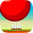 Red Ball Wipeout Bounce icon