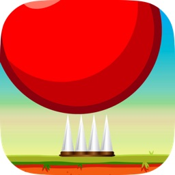 Red Ball Wipeout Bounce