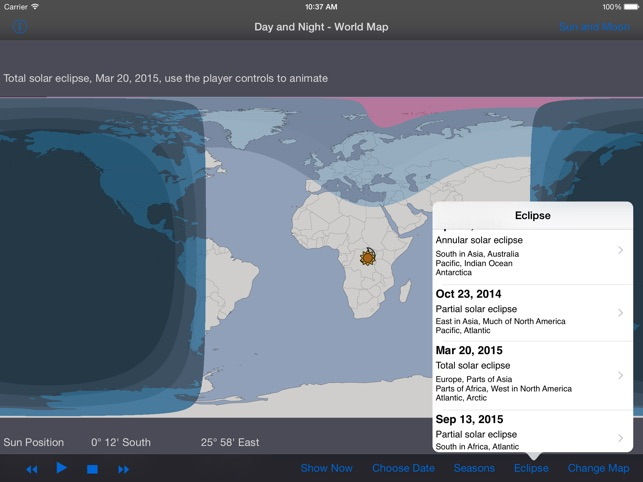 Day and night world map hd on the app store gumiabroncs Choice Image