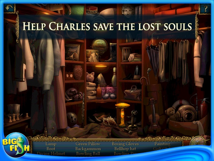 Return to Titanic: Hidden Mysteries HD - A Hidden Object Adventure screenshot-1