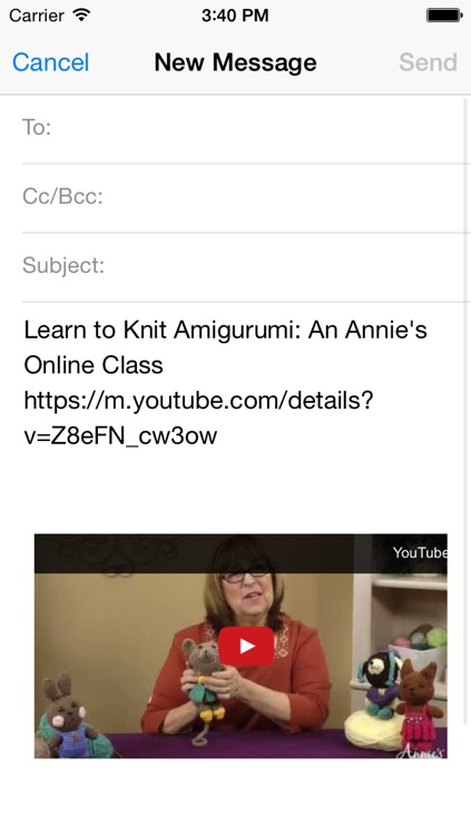 Knit & Crochet Guide - Ultimate video for Beginner, Intermediate and Advanced learner screenshot-3
