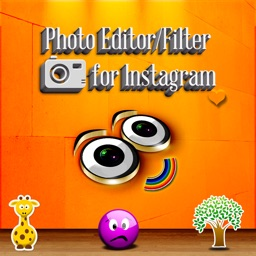 Photo Filter/Editor For Instagram