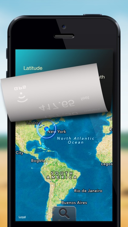Don't Get Lost - Find Your GPS Coordinates : Longitude, Latitude, Altitude, Map Location
