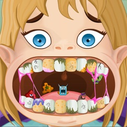 Cute Girl Dentist