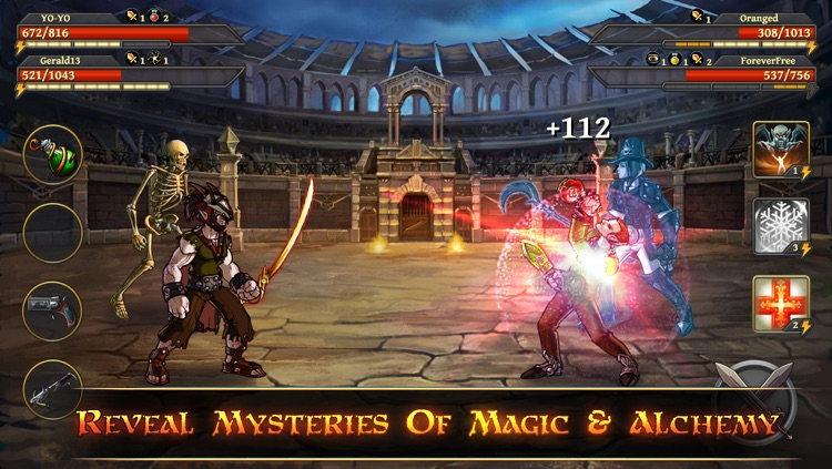 Clash of the Damned screenshot-3