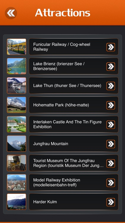 Interlaken Offline Travel Guide screenshot-2