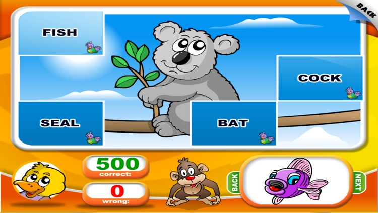 Animal Games for Kids: Fun Interactive Activities for Toddlers by Abby Monkey®