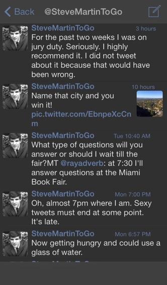 TweetList 4 for Twitter screenshot1