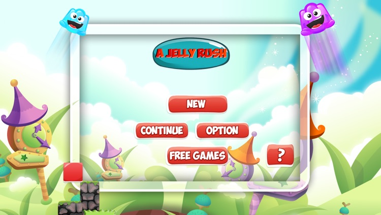 A Jelly Rush - Candy Blast Mania Free Game