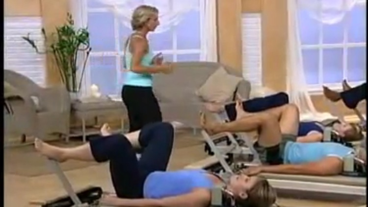 Pilates Reformer Master Class screenshot-4