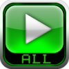 AVI, FLV, WMA, MPEG, RMVB, MP4 Player