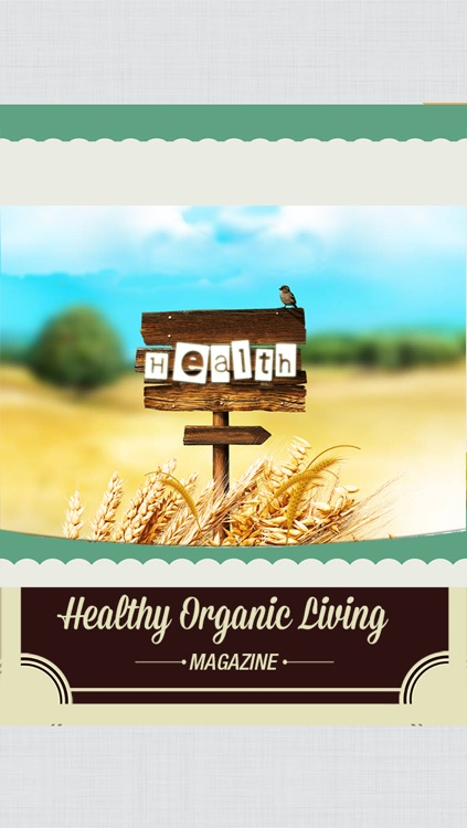 Healthy Organic Living screenshot-0