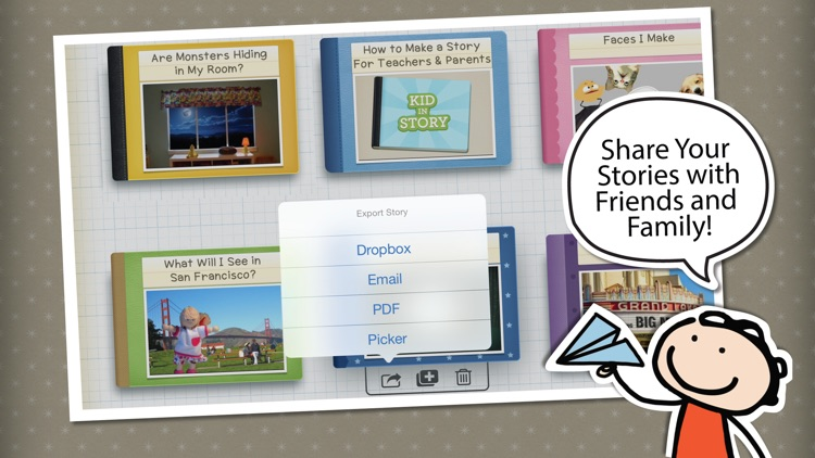 Kid in Story Book Maker Free: Create and Share Personalized Photo Storybooks screenshot-4