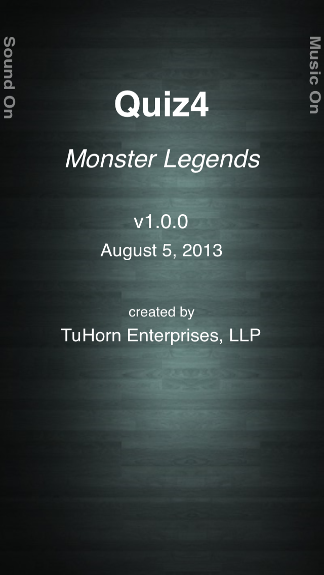 Quiz4 Monster Legends screenshot two