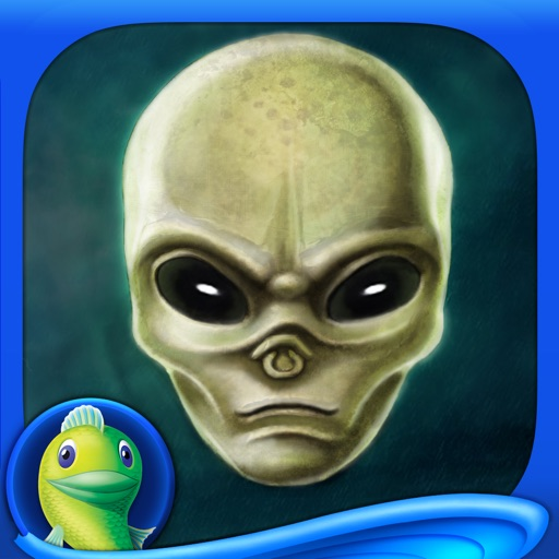 Forbidden Secrets: Alien Town - A Hidden Object Adventure