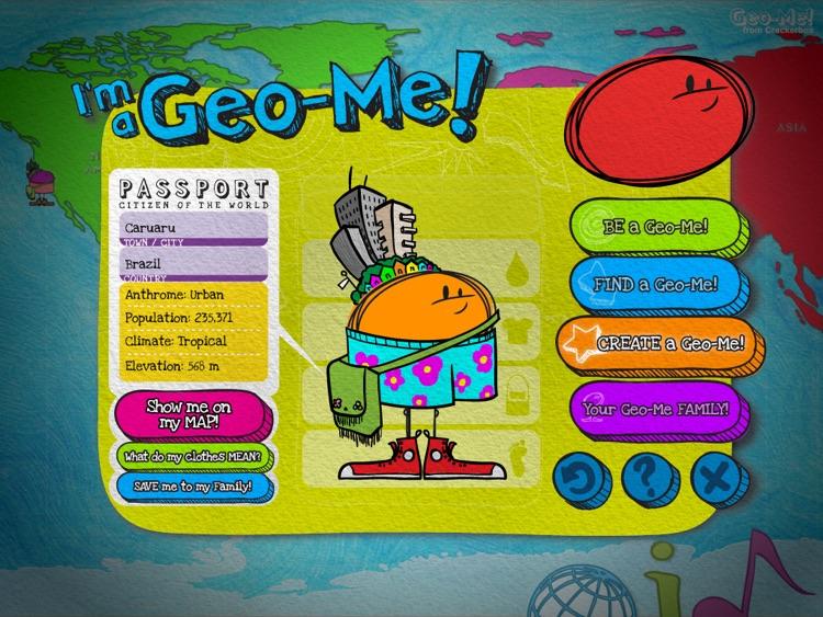 Geo-Me!