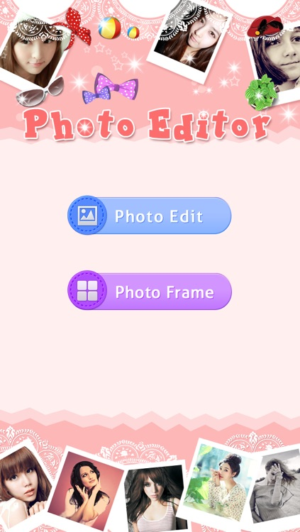 Photo Editor & Insta Pic Collage HD- Editing,Sticker,Split Image Effect Booth