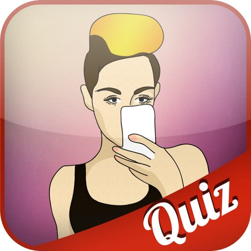 Guess The Amazing Celebrities Selfies Quiz - Free Version iOS App