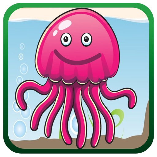 A Jumpin Jellyfish Adventure Pro Version - Fun Under-water Games