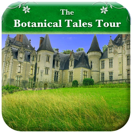 Botanical tales tour of the Domaine de Candé