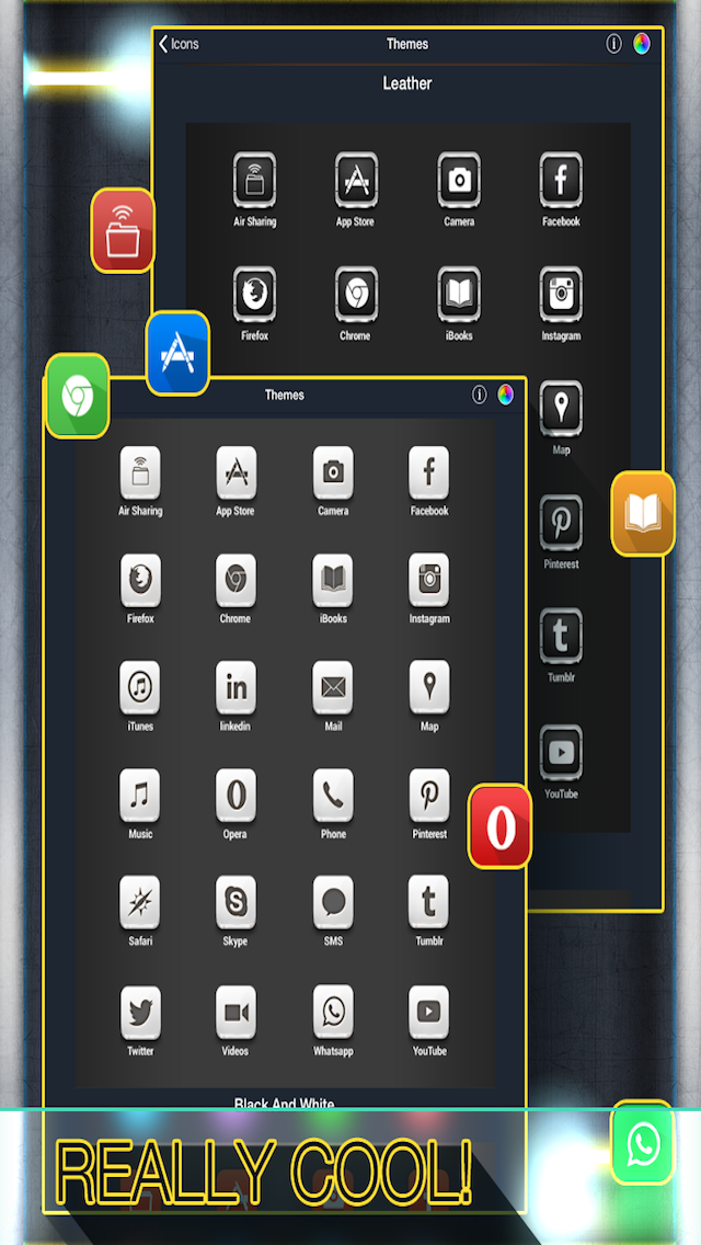 Icon Creator Tool screenshot one