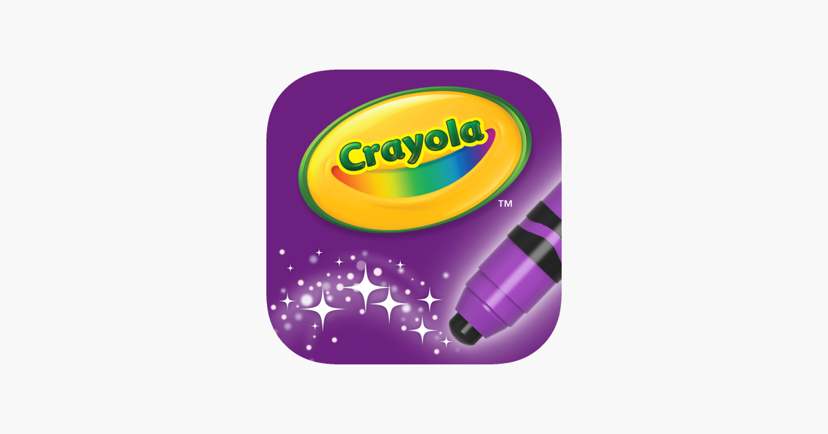 Crayola Digitools Effects On The App Store