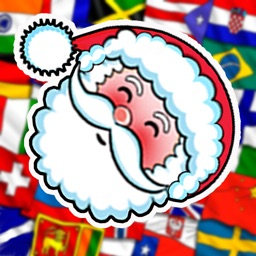 A Santa Saga Style Countries Flags Trivia Quiz Challenge (Christmas Edition) - Free