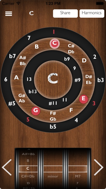Chord Type screenshot-1