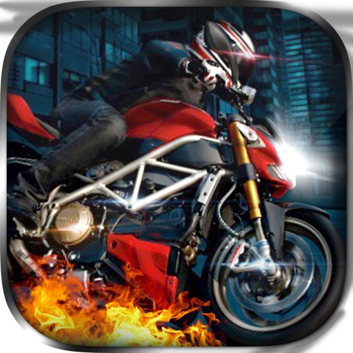 2D Crazy Bike Rider Game - Play Free Fast Motorcycle Racing Games icon