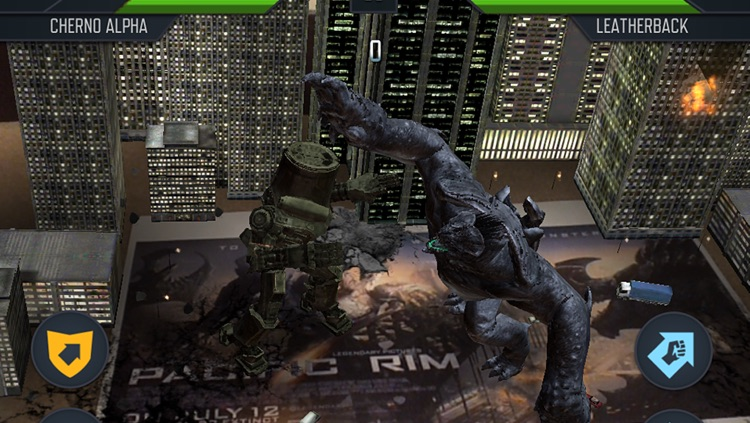 PACIFIC RIM: JAEGER VS KAIJU BATTLE screenshot-3
