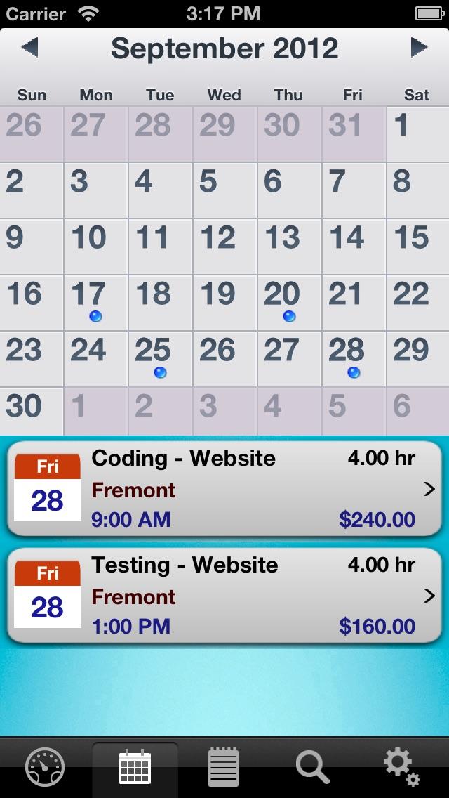 hourswiz free personal hours keeper time tracker timesheet