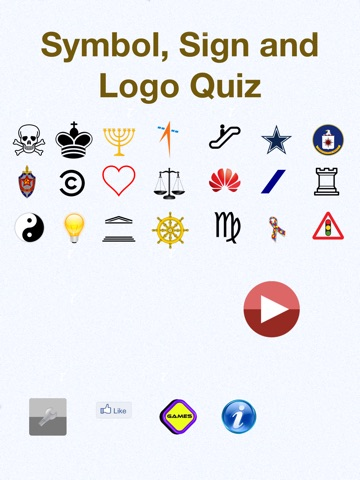 Symbol Sign And Logo Quiz Pro Whats The Worda Word Brain Puzzle