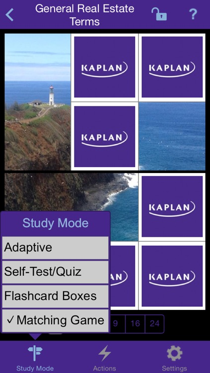 Kaplan Real Estate Terms Flashcards and Reference screenshot-3