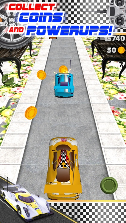 3D Remote Control Car Racing Game with Top RC Driving Boys Adventure Games FREE screenshot-3