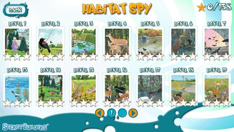 Hidden Object Game Jr FREE - Habitat Spy screenshot-4