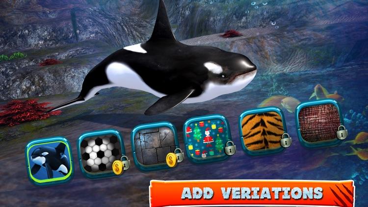 Killer Whale Beach Attack 3D screenshot-4