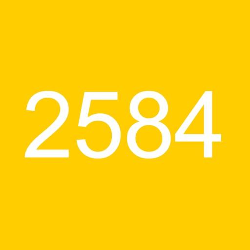 2584 Fibonacci Sequence