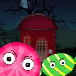 Halloween Candy Escape