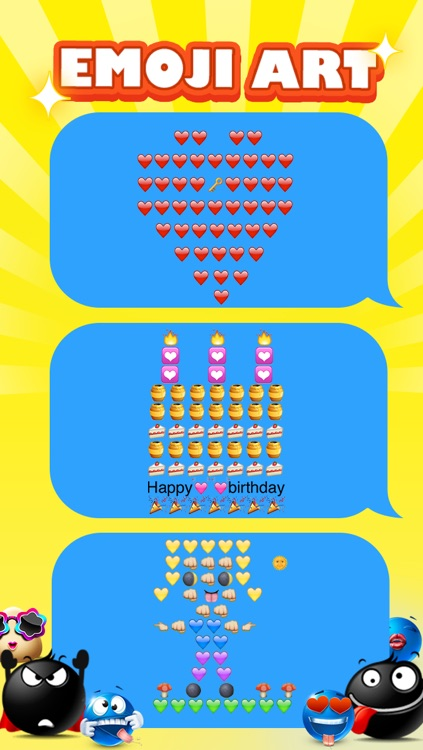 Keyboard Pro - 3D Animated Emoji and Cool Fonts screenshot-4