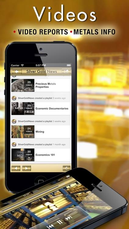 SIlver Gold News screenshot-3