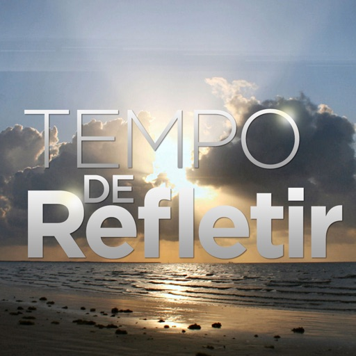 Tempo de Refletir application logo