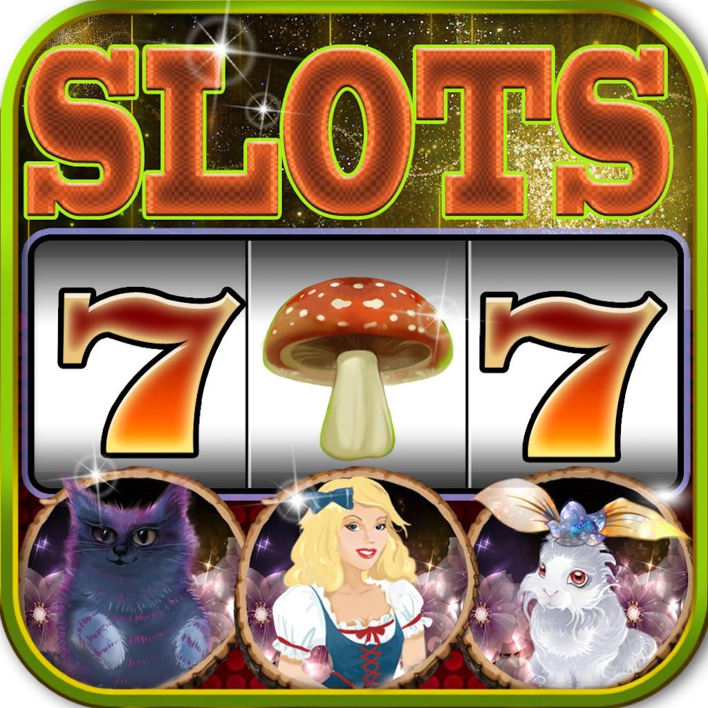 Alice in Wonderland Slots hack