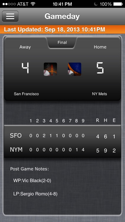 San Francisco Baseball Live