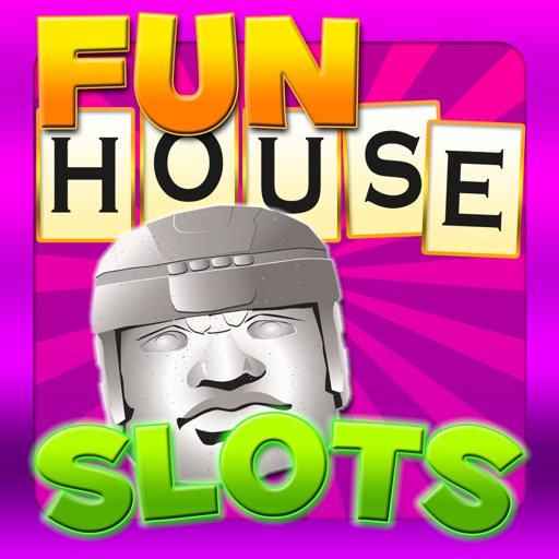 Slots - Fun House Casino HD icon