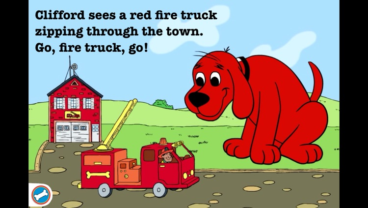 Go, Clifford, Go! for iPhone screenshot-3