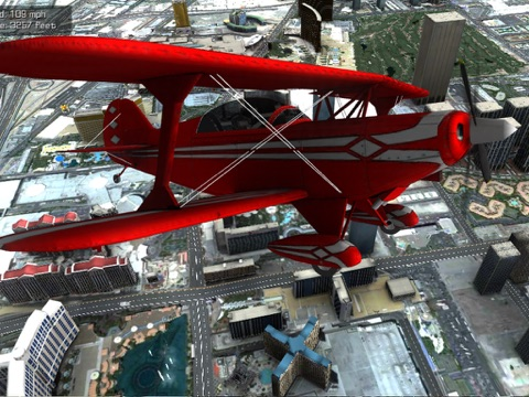 Screenshot #1 for Flight Unlimited Las Vegas Lite