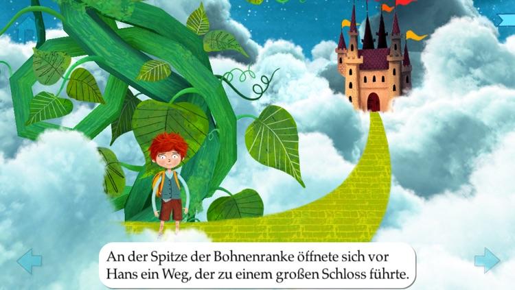Hans und die Bohnenranke by Carlsen