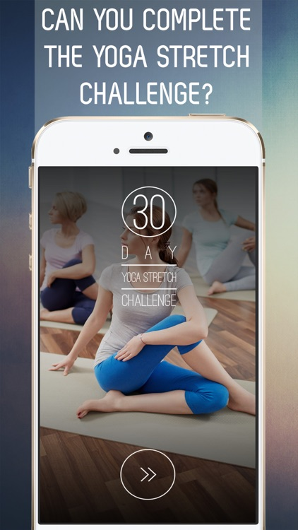 30 Day Yoga and Stretching Challenge for Flexibility, Stability, and Balance