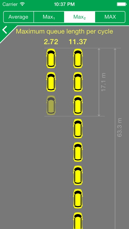 Traffic Queue screenshot-4
